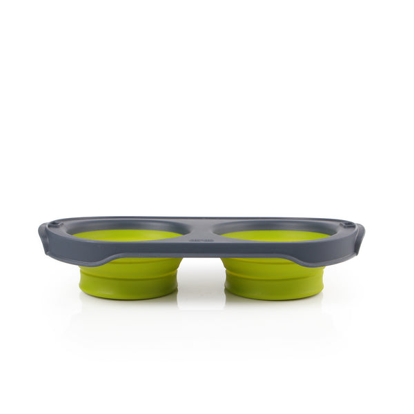 Everyday Collapsible/Expandable Pet Feeder