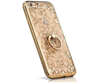 3D Gold Glitter Case - Your Beauty Outlet