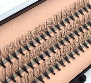 60 Piece Individual False Lashes