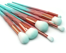 Unicorn Diamond Brush Set