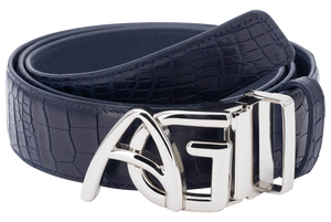 Alligator Navy Blue - NBI Enterprise