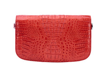 Alligator Fire Red Clutch - NBI Enterprise