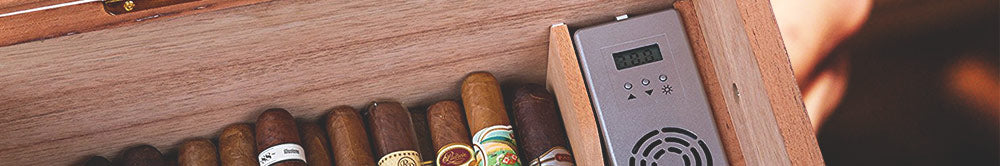 Cigar Humidor Humidifier For Sale Shades of Havana
