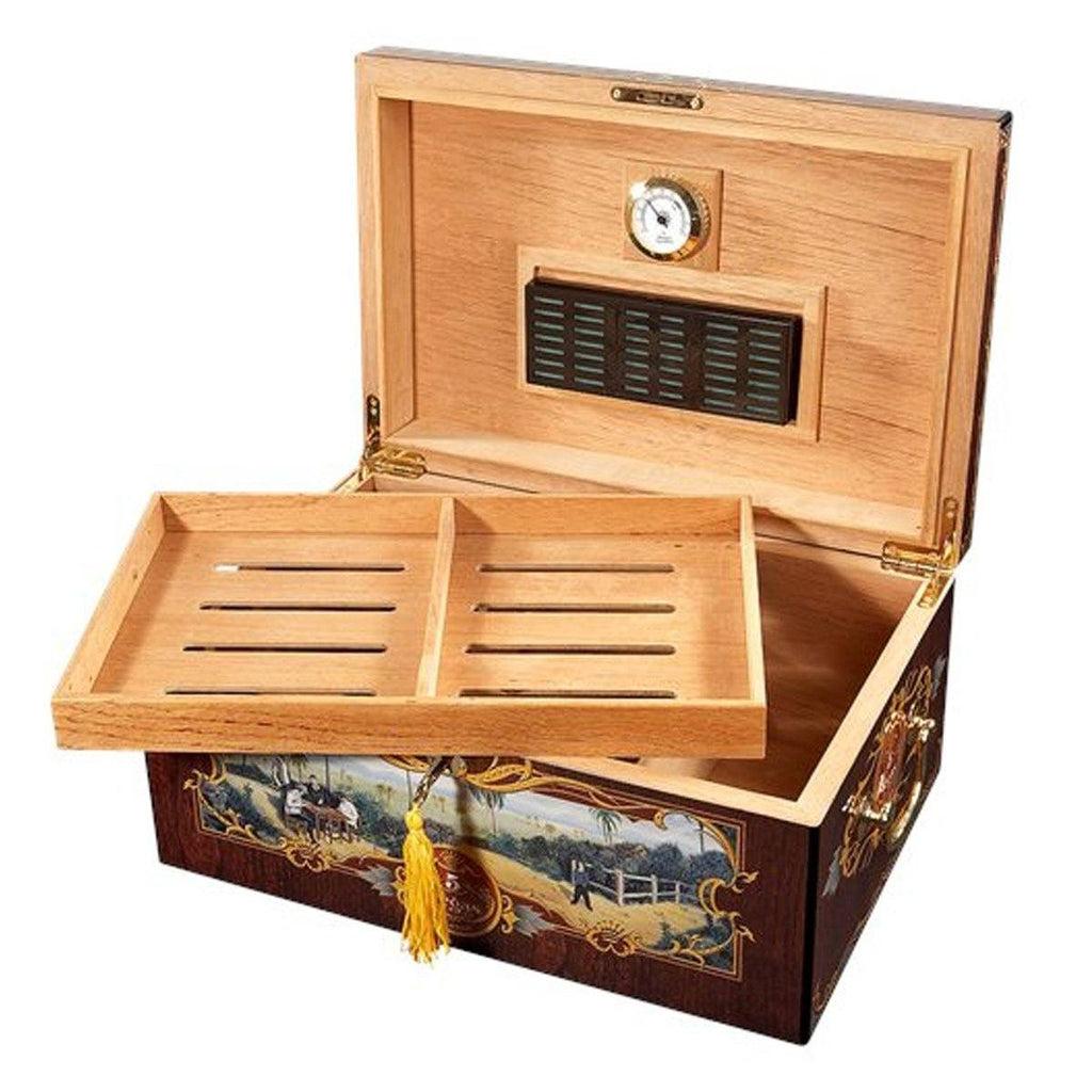 Limited Edition 5 Vegas Tradicion Humidor 100 Cigar Count - Shades of Havana