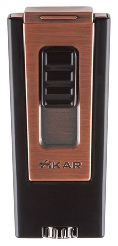 Image of Xikar Trezo - Inline Triple Flame Lighter - Shades of Havana