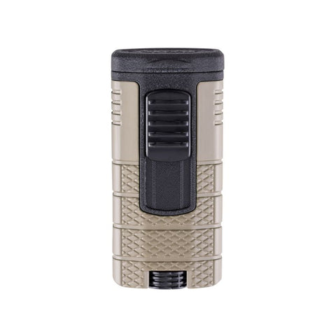 Xikar Tactical Triple Jet Torch Lighter