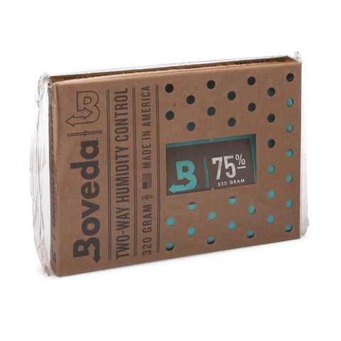 Image of Boveda Humidity Pack - 75% / 320g - 6 Count Retail Pack - Shades of Havana