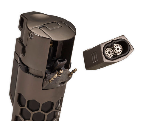 Bugatti Mirage Dual Torch Cigar Lighter - Shades of Havana