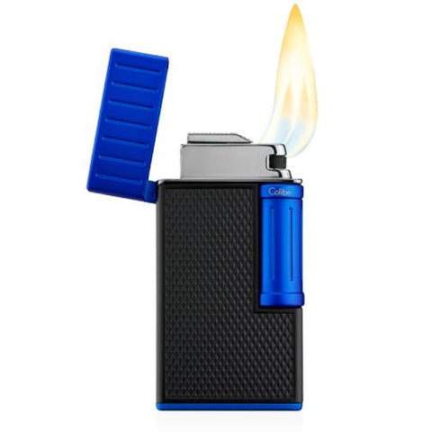 Image of Colibri Julius - Classic Double Flame Cigar Lighter - Shades of Havana