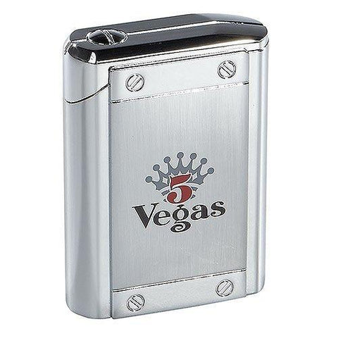 Colibri Uber Triple Table Lighter - Branded Lotus Lighter - Shades of Havana