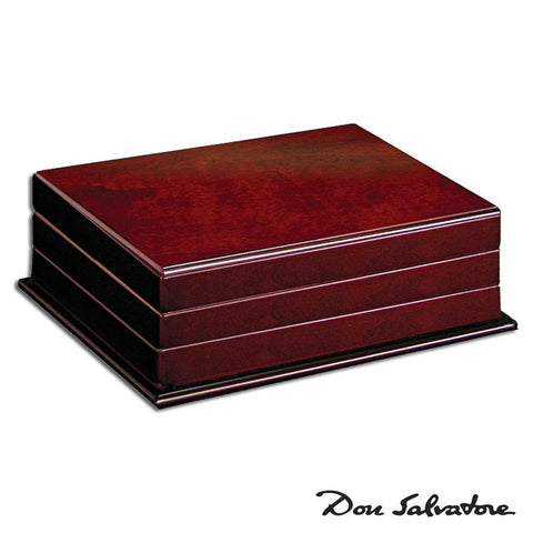 Don Salvatore Secret 146 Humidor | 12 Cigar Count - Shades of Havana