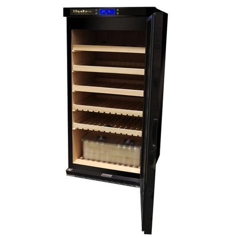 Image of Hydra 1000 Cigar Cooling Electronic Humidor | Electric Temperature & Humidifier - Shades of Havana