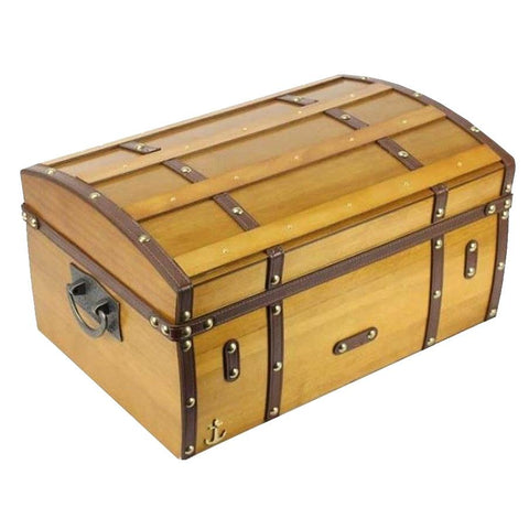 Image of Humidor Supreme Gold Rush Antique Humidor - Shades of Havana