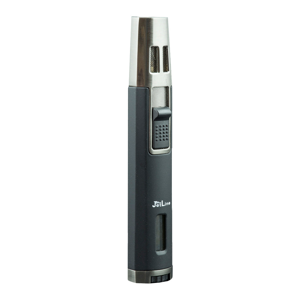 JetLine R-200 Pen Double Flame Torch Lighter - Shades of Havana