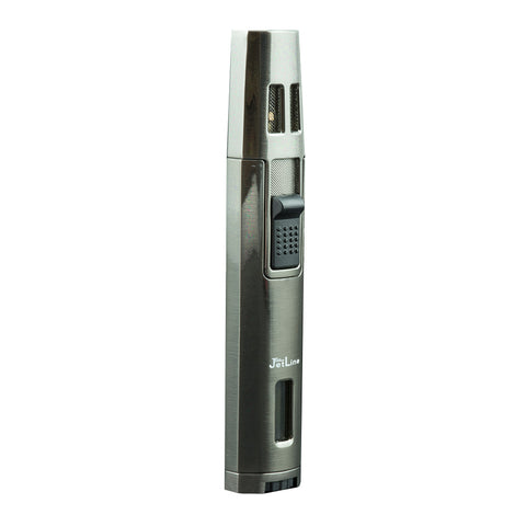 Image of JetLine R-200 Pen Double Flame Torch Lighter - Shades of Havana