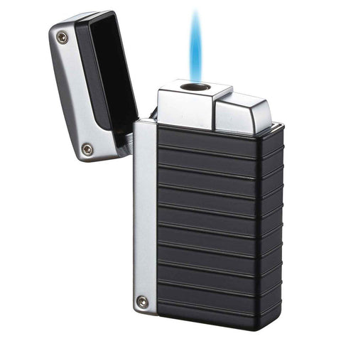 Image of Norfolk Jet Torch Flame Cigar Lighter - Shades of Havana