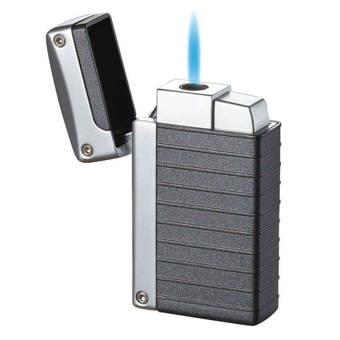 Norfolk Jet Torch Flame Cigar Lighter - Shades of Havana