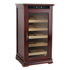 Redford 1250 Cigar Count Electronic Humidor Cabinet | Electric Control - Shades of Havana