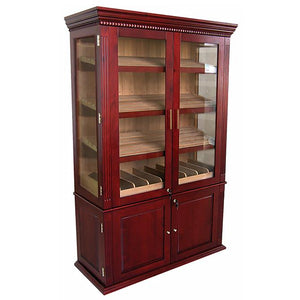 Saint Regis 4000 Cigar Humidor Cabinet | Commercial Display Unit - Shades of Havana
