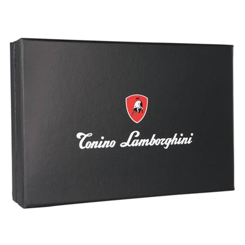 Matrix - 3 Finger Carbon Fiber Cigar Case - Tonino Lamborghini - Shades of Havana
