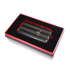 Matrix - 3 Finger Carbon Fiber Cigar Case - Tonino Lamborghini