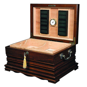 Royal Tradition Antique Humidor 150 Cigars Count - Shades of Havana