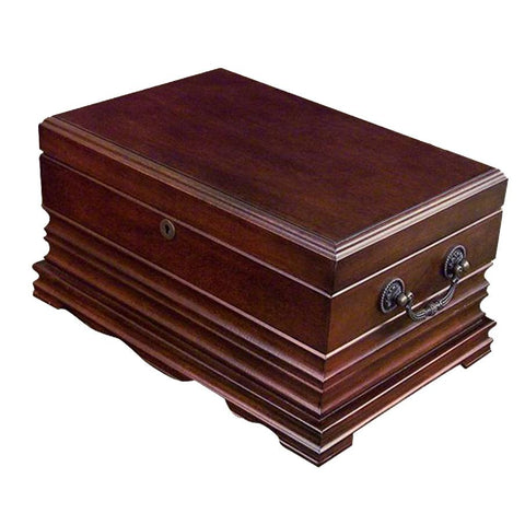Image of Royal Tradition Antique Humidor 150 Cigars Count - Shades of Havana