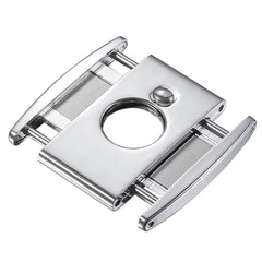Ryuu - Double Guillotine Cigar Cutter - High Polished Chrome - Visol