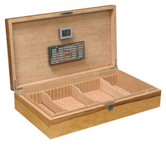Winchester Apple Wood Humidor 180 Cigar Count