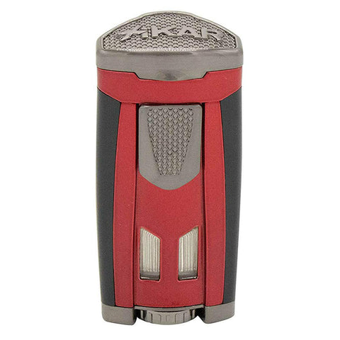 Image of XIKAR HP3™ - Triple Torch Cigar Lighter - Shades of Havana