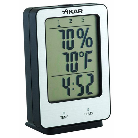 Image of Xikar PuroTemp Hygrometer System