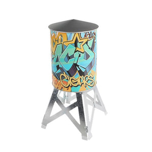 ACID Kuba Arte Humidor By Drew Estate - Limited Edition 20 Cigar Capacity - Shades of Havana