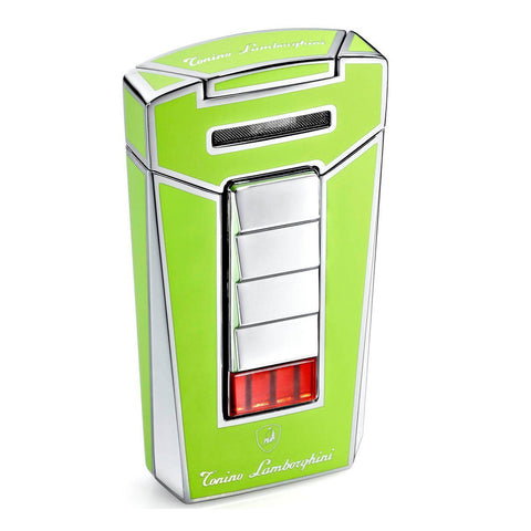 Image of Aero - Green Torch Flame Cigar Lighter - Tonino Lamborghini - Shades of Havana