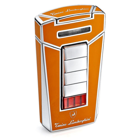 Image of Aero - Orange Torch Flame Cigar Lighter - Tonino Lamborghini - Shades of Havana