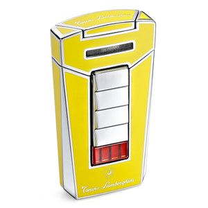 Aero - Yellow Torch Flame Cigar Lighter - Tonino Lamborghini - Shades of Havana