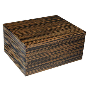 Don Salvatore Cameroon Humidor - Limited Edition - Holds 60 Cigars - Shades of Havana