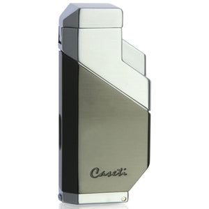 Caseti Cozmo Lighter - Triple Flame Cigar Lighter - Wind Resistant - Shades of Havana