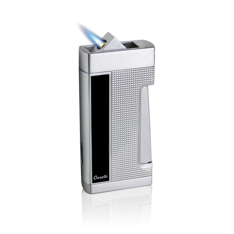 Caseti Marvolo Single Jet Flame Cigar Lighter - Shades of Havana