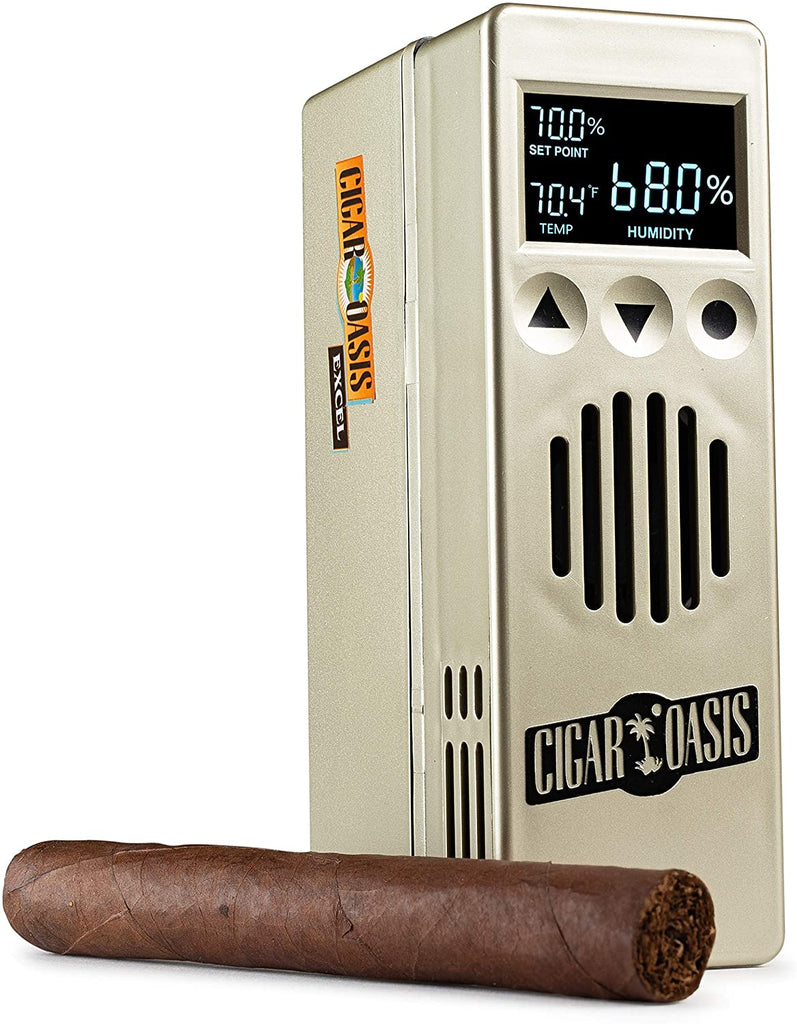 Cigar Oasis Excel 3.0 Electric Humidifier For Humidors