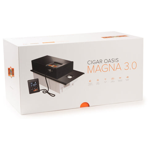 Image of Cigar Oasis Magna 3.0 Smart Electronic Humidifier For Humidors