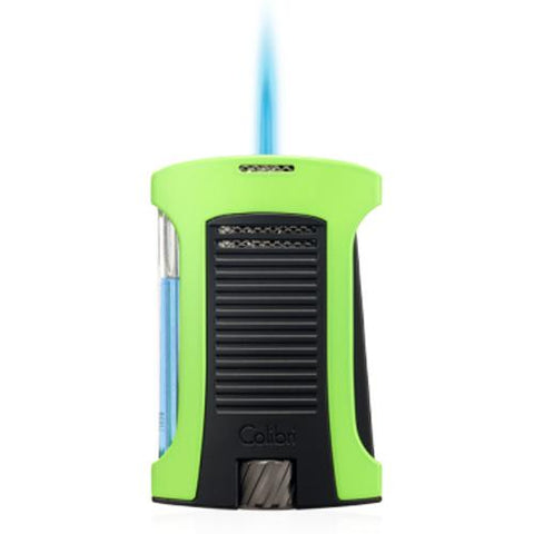 Image of Colibri Daytona - Single Jet Flame Lighter - Shades of Havana
