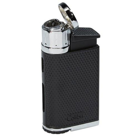 Image of Colibri Evo - Single Jet Flame Lighter - Shades of Havana