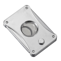 Dion - Brushed Chrome Cigar Cutter - Visol
