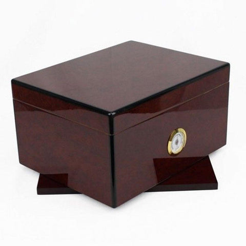 Image of Don Salvatore Carosello Humidor 50 Cigar Count - Shades of Havana