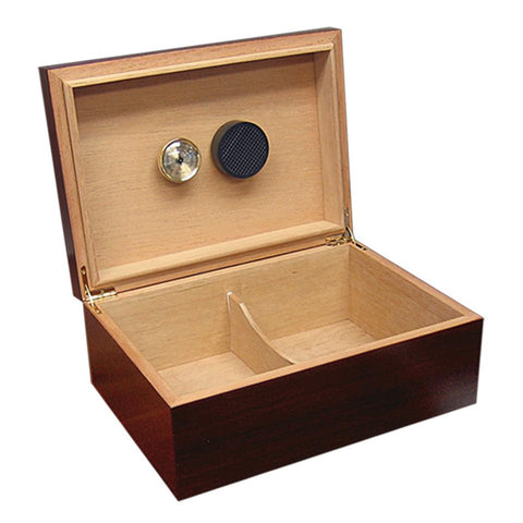 Executive Cherry Cigar Humidor 50 Cigar Count