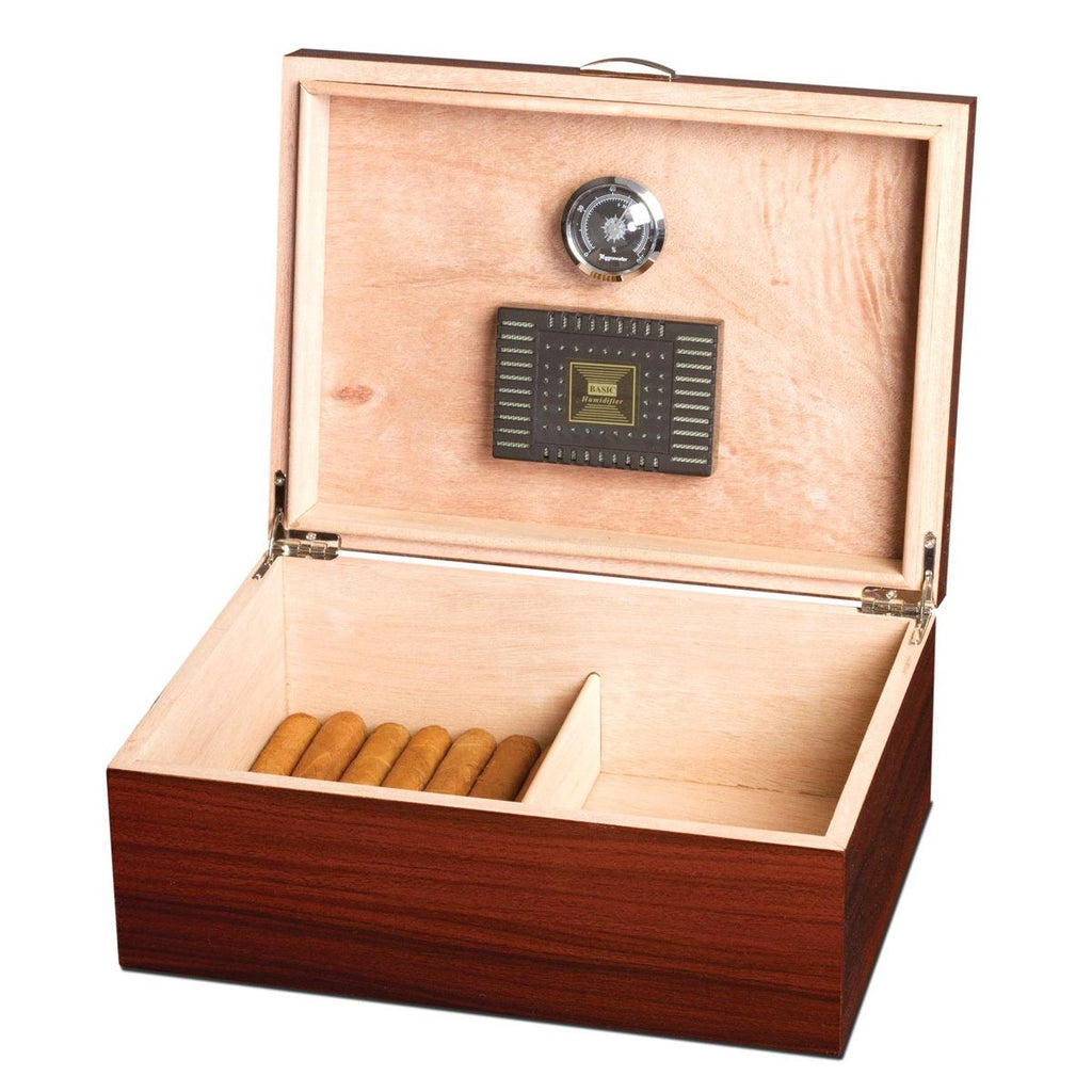 Golden Ebony 75 Cigar Humidor - Shades of Havana