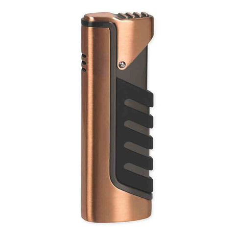 Lotus Black Label Rebel - Single Torch Flame Lighter