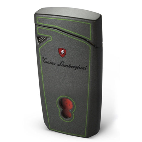 Magione - Metallic Torch Flame Cigar Lighter - Tonino Lamborghini - Shades of Havana