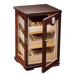 Milano Humidor Cabinet Display 125 Cigar Count