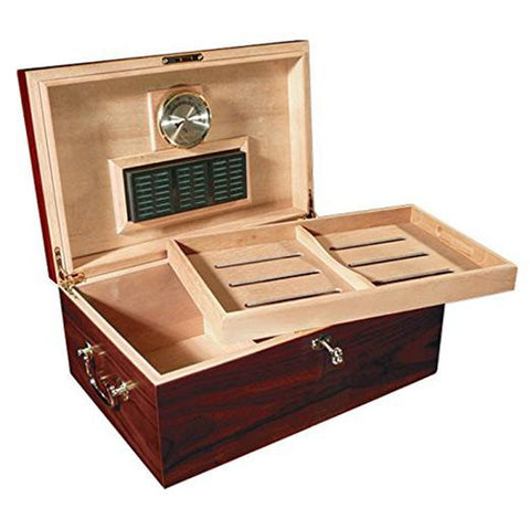 Monte Carlo 120 Count Cherry Humidor